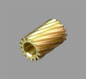Brass Helical Gear