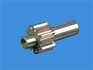 Alloy Linear Gear Shaft