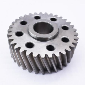 Helical Gear And Pinion