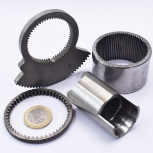 Transmission Solution Process Gear
